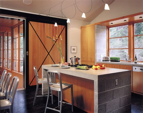 Wonderful Concrete/wood Pictures Gallery