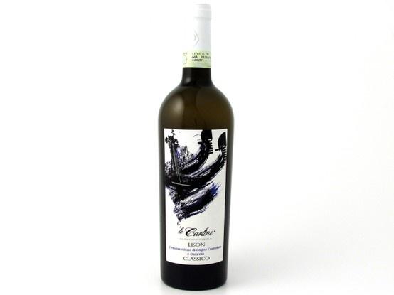 Lison D.o.c.g. classico - Le Carline  Questo vino simbolo della nostra area enologica, da poco diventato DOCG, presenta un colore giallo paglierino carico con riflessi dorati. #italy #veneto #wine #bottle #venice #bio #green