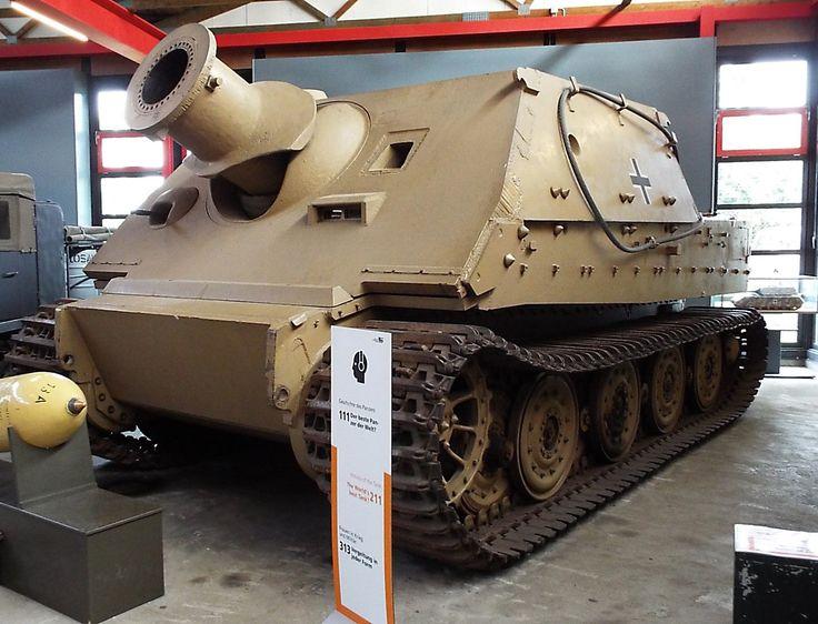 Sturmtiger 38 cm Sturmmörser Tiger 1943
