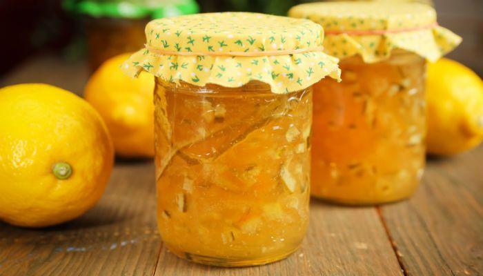 Имбирно-лимонное варенье для укрепления иммунитета, которое не нужно варить
