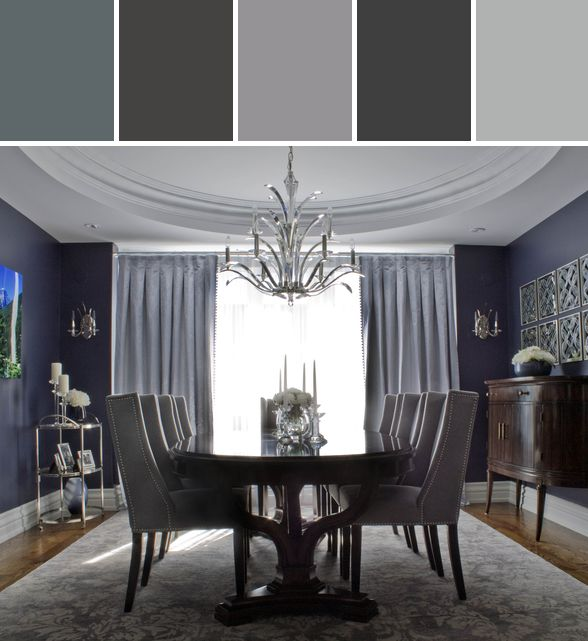 17 Best Images About Dining Room Colors On Pinterest: 17 Best Images About Paint It Grey! On Pinterest