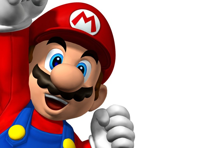 3DS - New Super Mario Bros 2