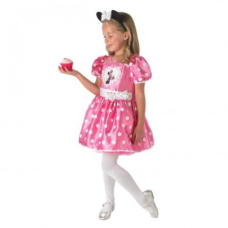 Kids Cupcake Minnie Mouse Costume