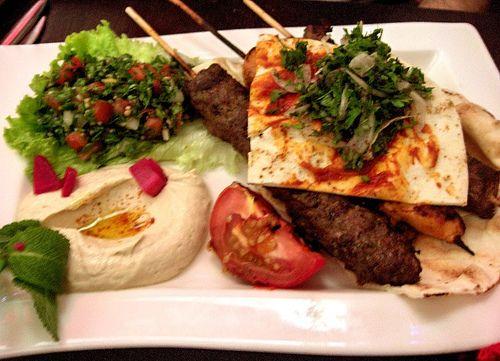 Yummy Lebanese dishes!