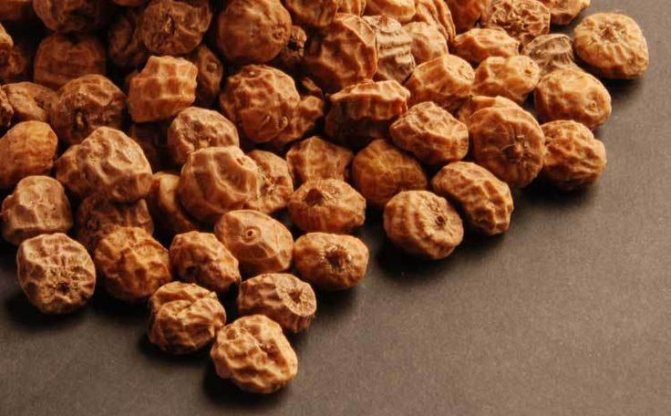 InformAfrica.com/ Nutrition and Health Benefits of Tiger Nuts (Yellow nutgrass, Chufa, Cyperus esculentus)