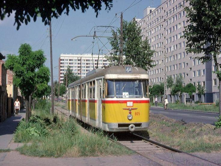1977-78? József Attila sgt vége.