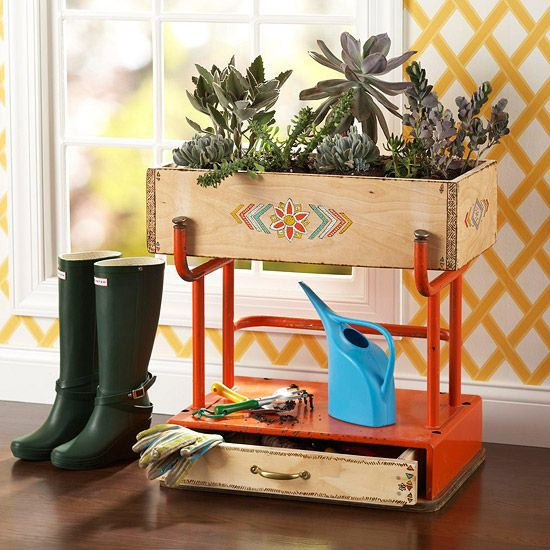 17 Best Images About Repurposed Furniture On Pinterest: 17 Best Images About Recycled