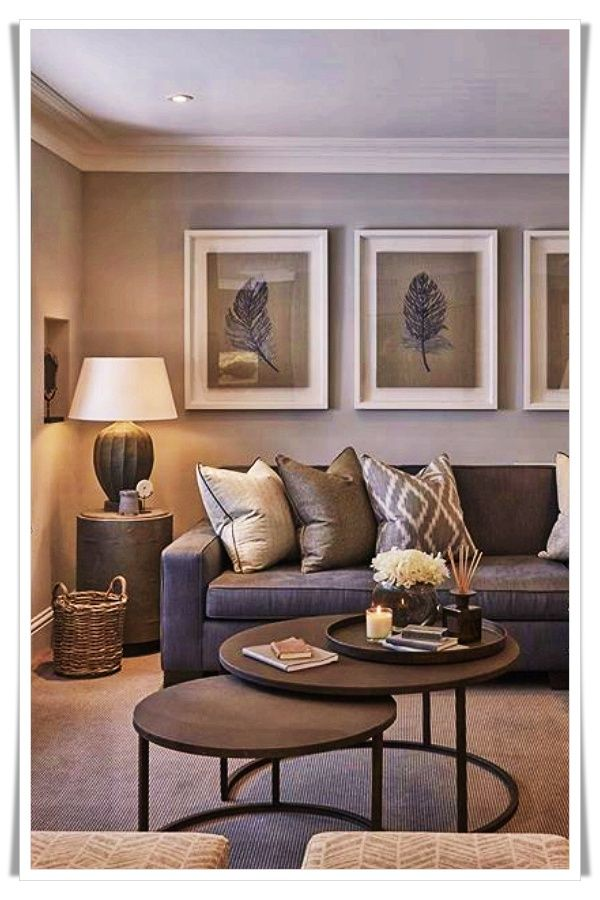 Creative And Practical Tips For Home Decor Elegant Living Room