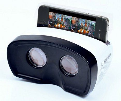 Viewmaster updated for the iphone era. Sanwa stereoscopic video viewer.: 3D Viewer, Viewmast, Iphone 4S, 3Dviewer, Apple, Videos Viewer, 3D Videos, Iphone 3D, Youtube Viewer