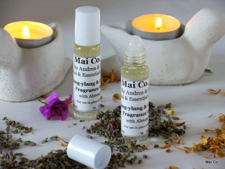 Ylang-ylang & Lavender Fragrance Roll-on Blend is calming alternative to the conventional perfumes. Easy to carry with you and apply whenever you in need of a little upliftment or calming!