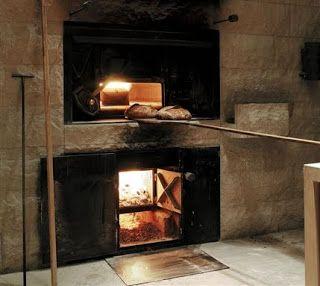 indoor braai plus fireplace - that's hot