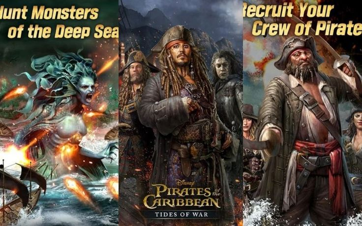 'Pirates of the Caribbean: Tides of War' New Update Sees A Familiar Villain