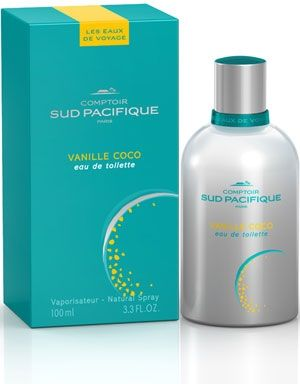 Vanille Coco Comptoir Sud Pacifique for women. All Sud Pacifique perfumes are amazing and unique, but quite expensive.