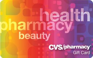 $100 CVS Gift Card For Only $88!! - Mail Delivery