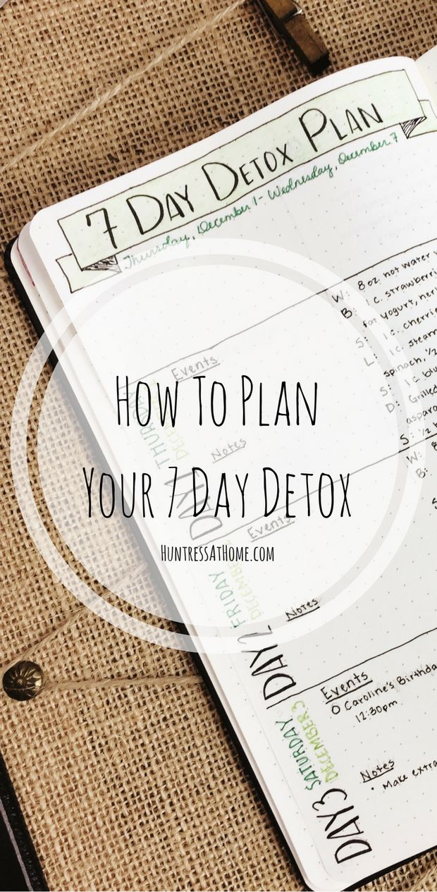 how-to-plan-your-7-day-detox