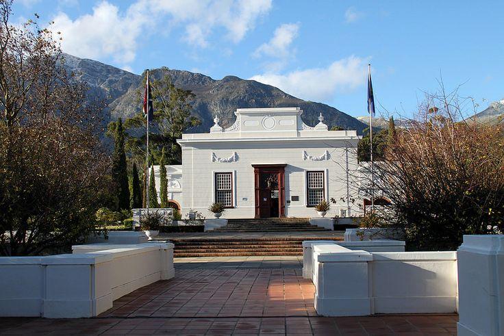 Huguenot Museum, Franschhoek, South Africa
