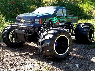 Price - $795.14. RC Trucks Gas Powered Cars Gasoline Off Road Remote Control Rampage MT V3 Green ( Brand - Redcat Racing, Model Grade - Hobby Grade, Fuel Type - Gasoline, MPN - RAMPAGE-MT-V3-GF, 4WD/2WD - 4WD, Recommended Surface - Off-Road & On-Road, Model - Rampage MT V3, Type - Monster Truck, Color - Green Flame, Required Assembly - Ready to Go/RTR/RTF (All included), Scale - 1:5, UPC - 609132469596    )