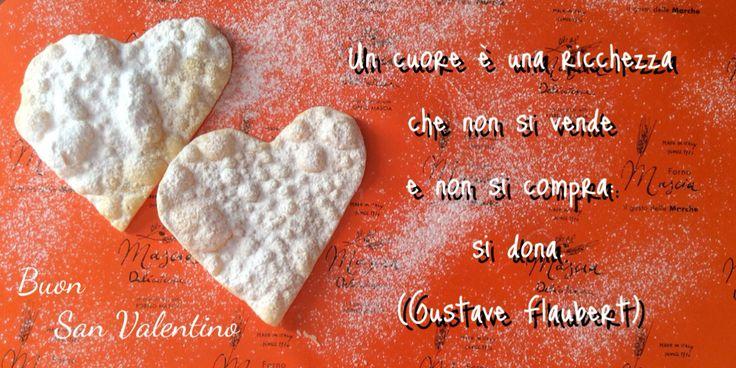 dolci cuori di san valentino by #fornomascia