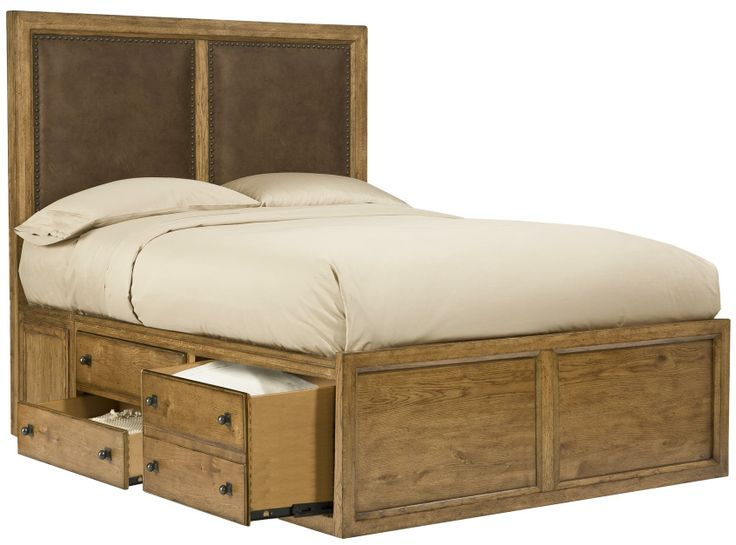 17 best images about boy bedrooms on pinterest for Upholstered platform bed with drawers