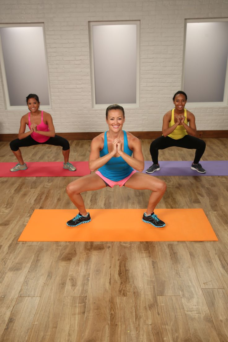 There's No Equipment Needed For This Squat and Plank Workout (10 minutes)