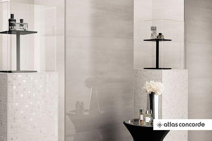 #MARK White   #AtlasConcorde   #Tiles   #Ceramic