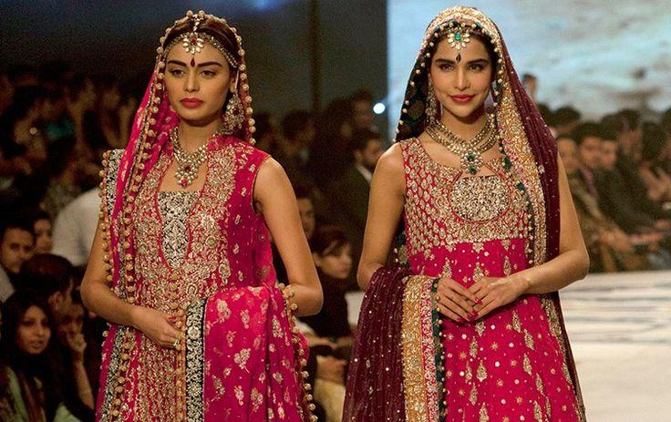 Pakistan Bridal Couture Week 2014 9