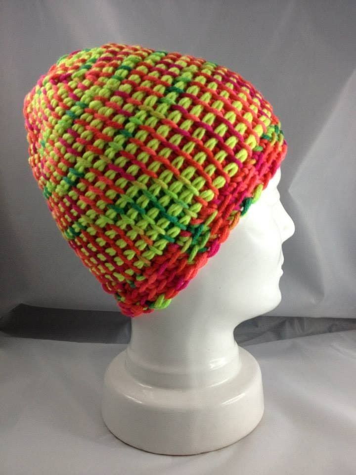 449 best Häkelmützen / crochet hats images on Pinterest | Crocheted ...