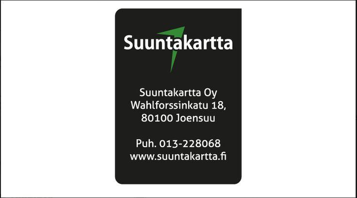 Suuntakartta Oy -käyntikortti