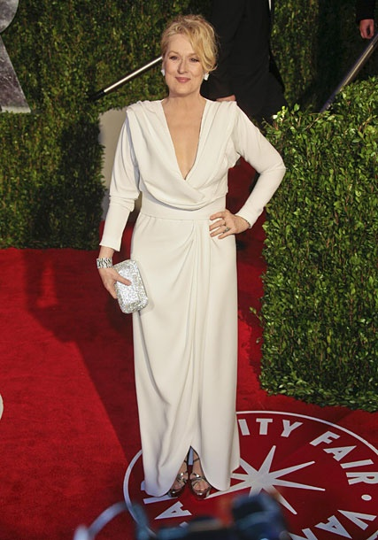 Maryl Streep.