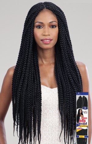 Who Wants Them Long Lrg Box Braids Without All The Extra
