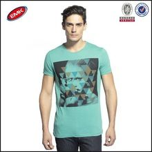 bulk-clothing green printed t cheap shirt china import t shirts for men  best buy follow this link http://shopingayo.space