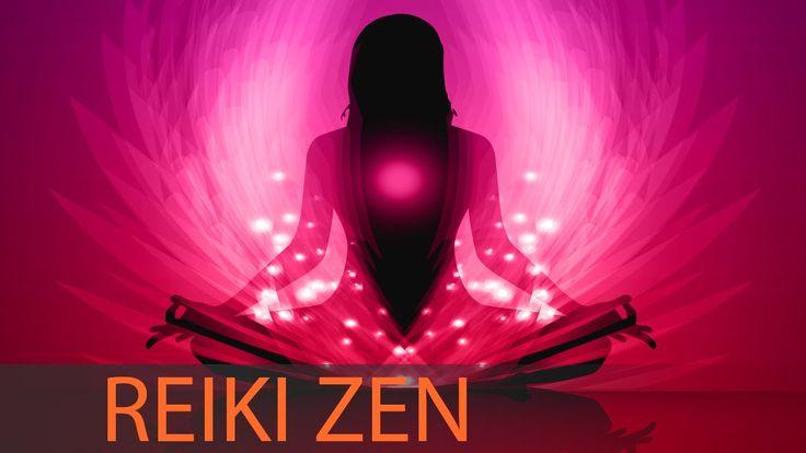 3 Hour Reiki Healing Music: Chakra Balance, Relaxing Music. Meditation M...