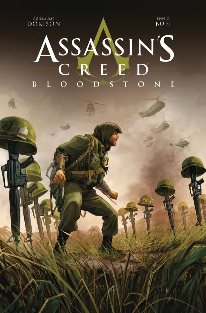 Comiclist Previews Assassin S Creed Bloodstone Hc In 2020 Comic
