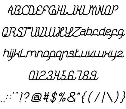 Image for Kasih Dan Sayang font