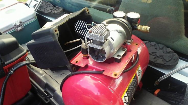 15 Small And Functional Air Compressor Harbor Freight