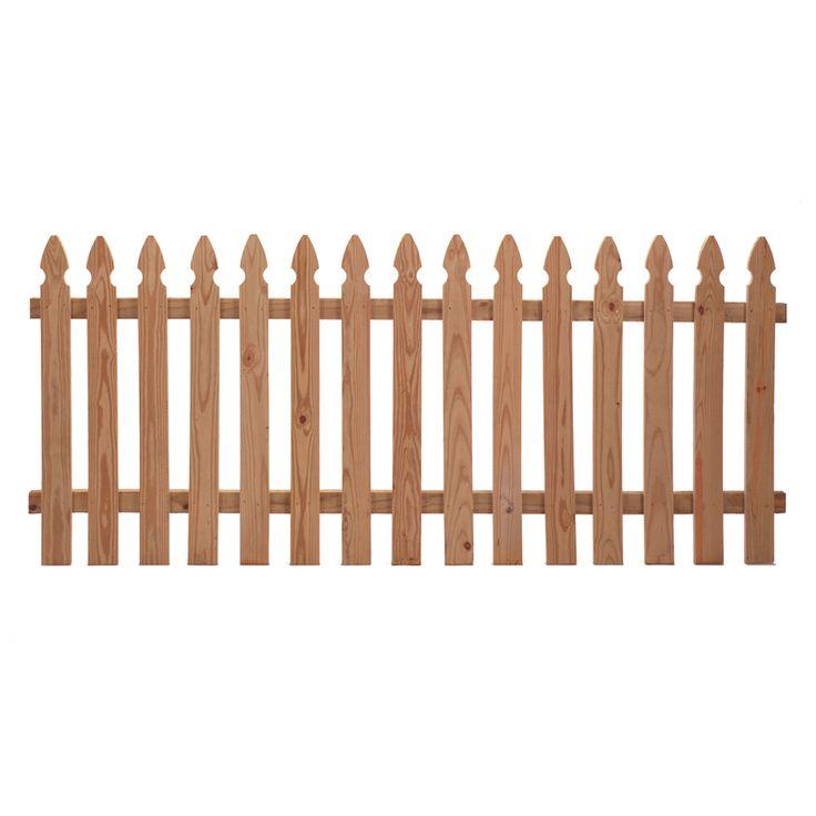 107 best fence ideas images on Pinterest | Fence ideas, Picket ...