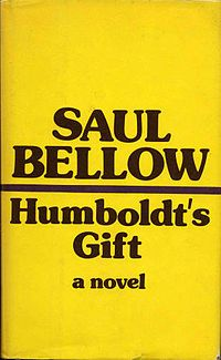 Humboldt's Gift is a 1975 novel by Saul Bellow. It won the 1976 Pulitzer Prize for Fiction