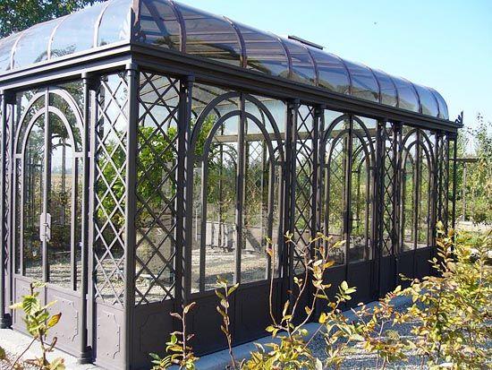 1000 idee su recinzioni in ferro su pinterest - Giardino di inverno ...