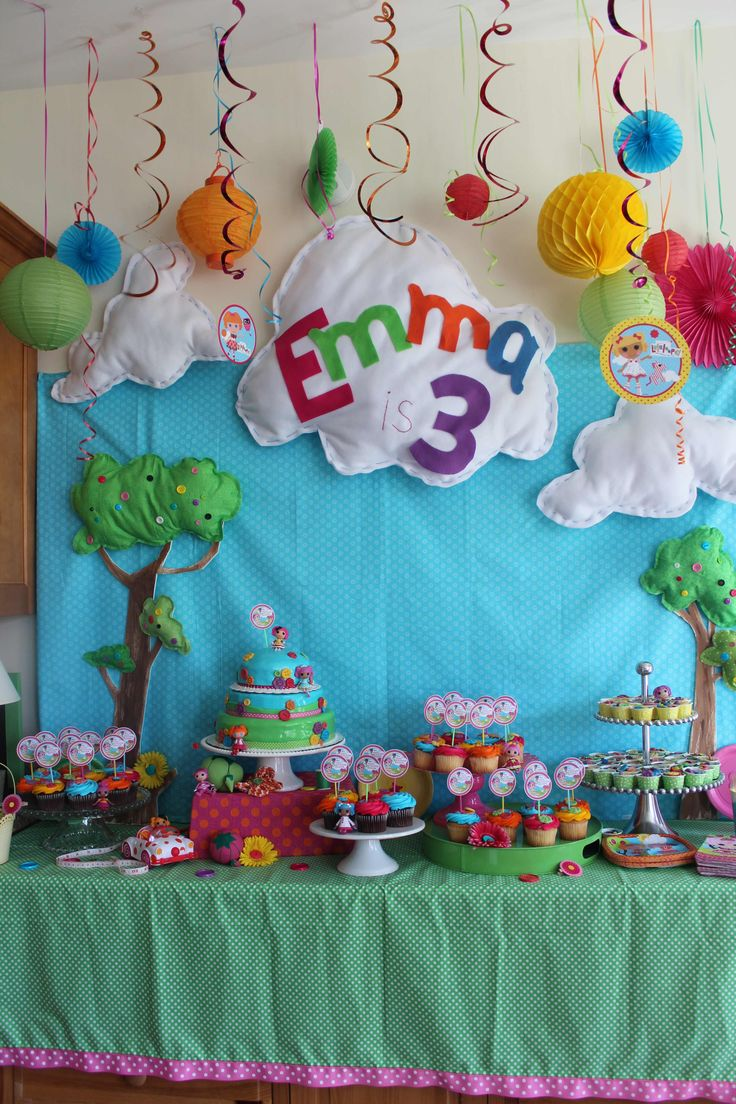 142 best Party-Lalaloopsy images on Pinterest | Lalaloopsy party ...