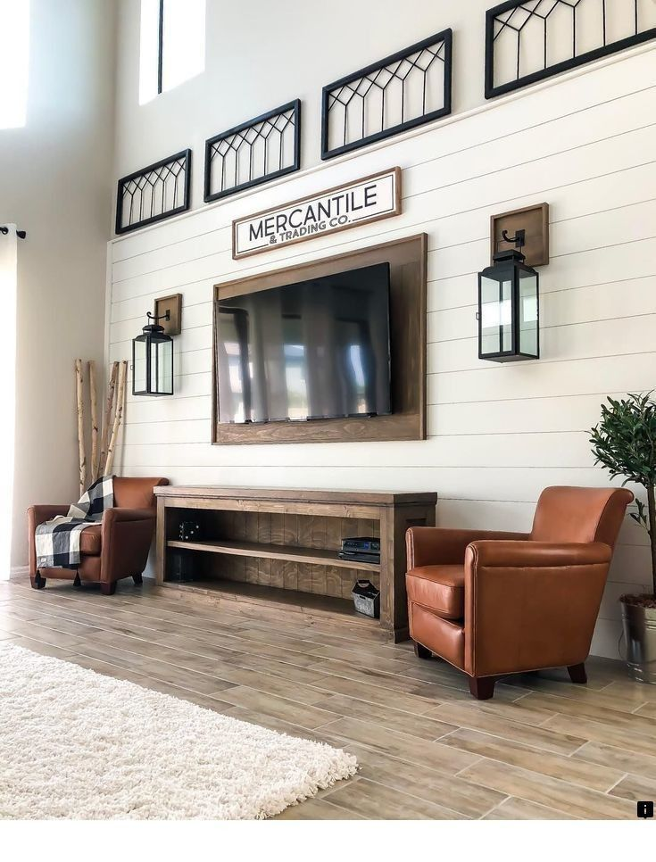 This Is Must See Web Content Read More About Tv Stand Just Click On The Link For More Shiplap Living Room Accent Walls In Living Room Farm House Living Room