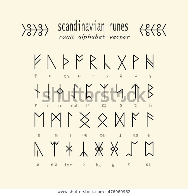 Find Set Old Norse Scandinavian Runes Rune Stock Images In Hd And Millions Of Other Royalty Free Stock Photos Illustrations And Vectors In 2020 Old Norse Norse Runes