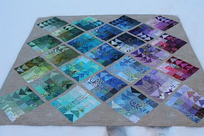 Quilting is more fun than Housework...: Geese Migration Replay