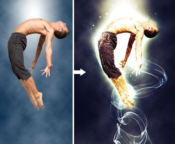 25 Powerful Photoshop Light Effect Tutorials