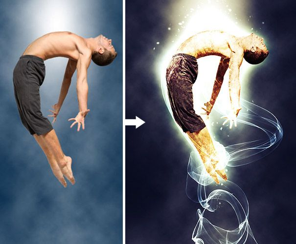 """With so many free Photoshop tutorials out there, it would be a shame not to be able to create some beautiful lighting effects! But people are lazy and often need a little """"push"""". That's why we want to share these 25 Powerful Photoshop Light Effect Tutorials to get you moving!"""