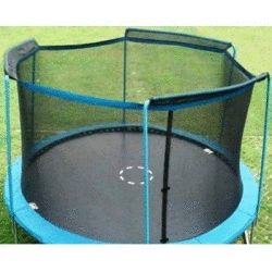 Spectacular  u Sleeve Replacement Trampoline Safety Net Fits Sams Club u Other Brands with the