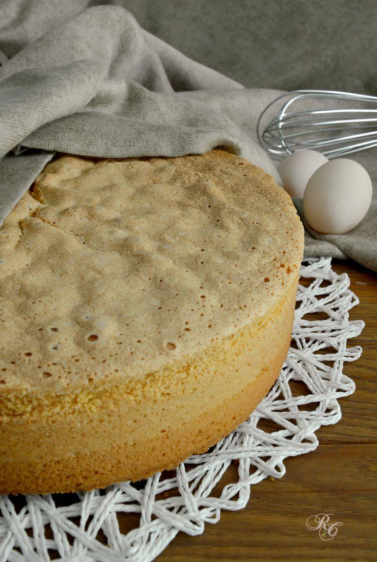 Simil pan di Spagna - base per torte farcite - video ricetta  http://blog.giallozafferano.it/rafanoecannella/simil-pan-di-spagna-base-per-torte-farcite-video-ricetta/