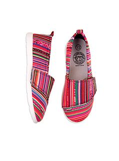 Cute Shoes - Easy to slip on and off for my littlie. #DearPumpkinPatch