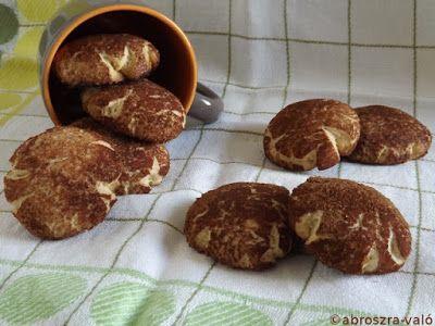 Kipróbált és bevált receptek ...: Fahéjas keksz