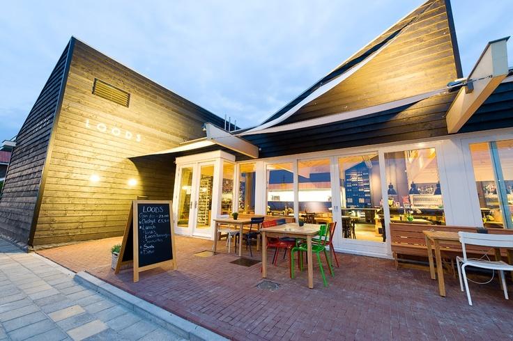 LOODS: lounge | restaurant Terschelling