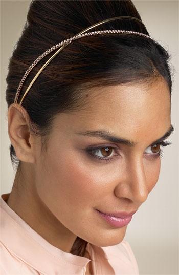 again the double headband thing. @Elyssa Toda Toda Orta Convey